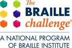 Braille Challenge logo