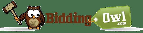 Bidding Owl Online Auction